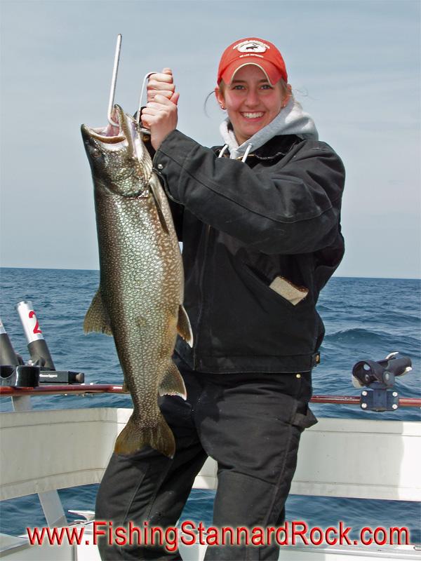 StannardRockBritClose1 Fishing Resouce Center