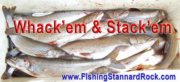 WhackemStackem Fishing Resouce Center